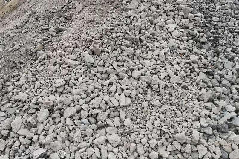 Przekrusz betonowy nienormowany