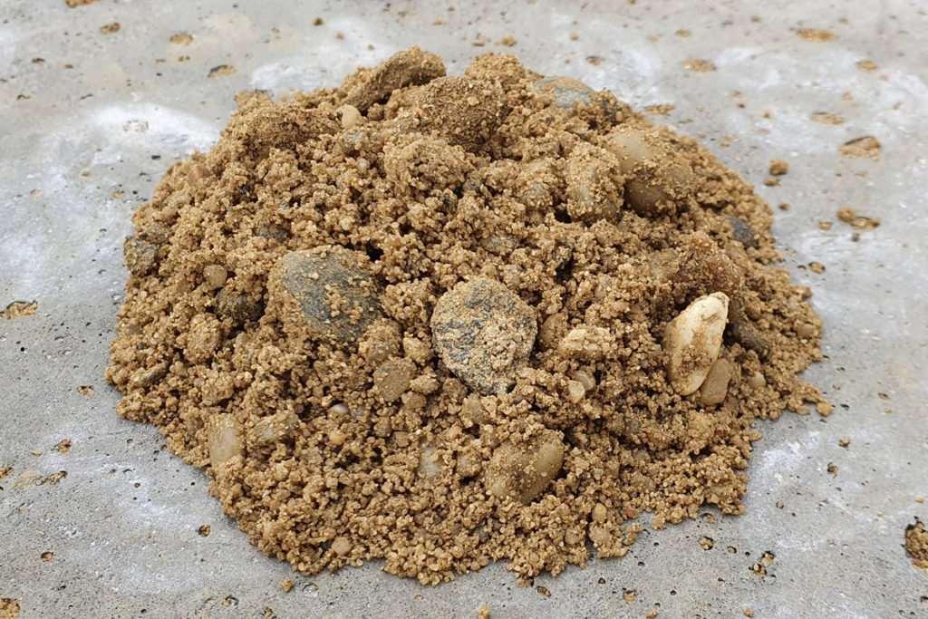 Mieszanka piaskowo-żwirowa (pospółka)