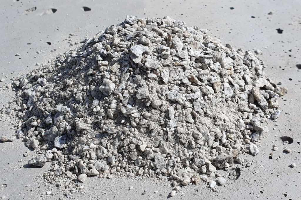 Piasek granitowy 0-0,5 mm